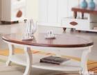 双椭层简式茶几 贵港现代家具 河池英式家具