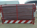 基坑护栏-工地护栏-临边安全围挡-施工隔离护栏-建筑基坑围栏