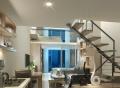 钱江新城地铁旁4.5米层高带阳台loft公寓 买一层送一层
