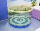 伊贝莎节能环保圆形玻璃池