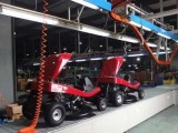 割草機裝配線 割草機生產線 園林機械生產輸送線 廠家直銷