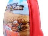 正品ABS16寸儿童拉杆箱汽车总动员卡通