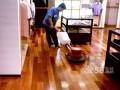 青岛木地板划痕修复办法 上门深度木地板翻新服务 鸿万福欢迎您