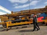 高價回收二手履帶吊50 100噸
