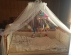 婴儿床转让。