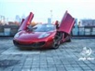 上海锐速超跑自驾租赁上海租跑车敞篷跑车自驾租迈凯伦租跑车