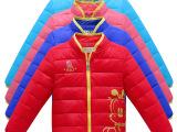 2014秋冬儿童轻便羽绒服内胆 童装卡通休闲羽绒服外套 一件代发