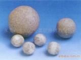 棕刚玉研磨石粗磨石蓝白点陶瓷研磨石