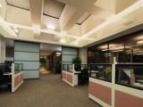 松江區專業廠房裝修輕鋼龍骨隔墻吊頂鋼結構地坪漆