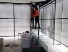 济宁工程开荒保洁玻璃清洗楼梯墙面清洗等