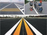 都匀道路划线,停车场划线**引进国外先进技术