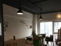 西城国际对面 盘龙银座 简单装修 6米挑高写字楼