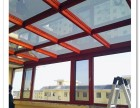 洛阳露台钢结构设计阳光房,玻璃房,断桥窗封阳台家装团购