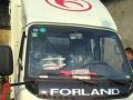 司机自带福田时代轻卡车