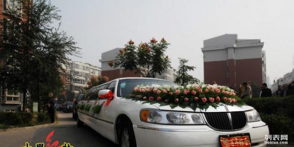 彬礼豪华婚车租凭提供各种婚车车队宾利宝马路虎奔驰