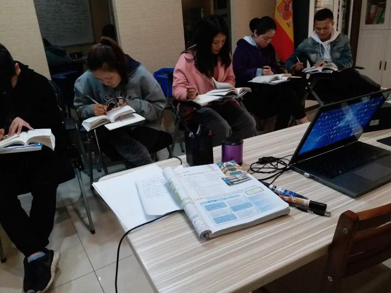 重庆专业韩语 微信公众号 重庆新泽西多国语言中心