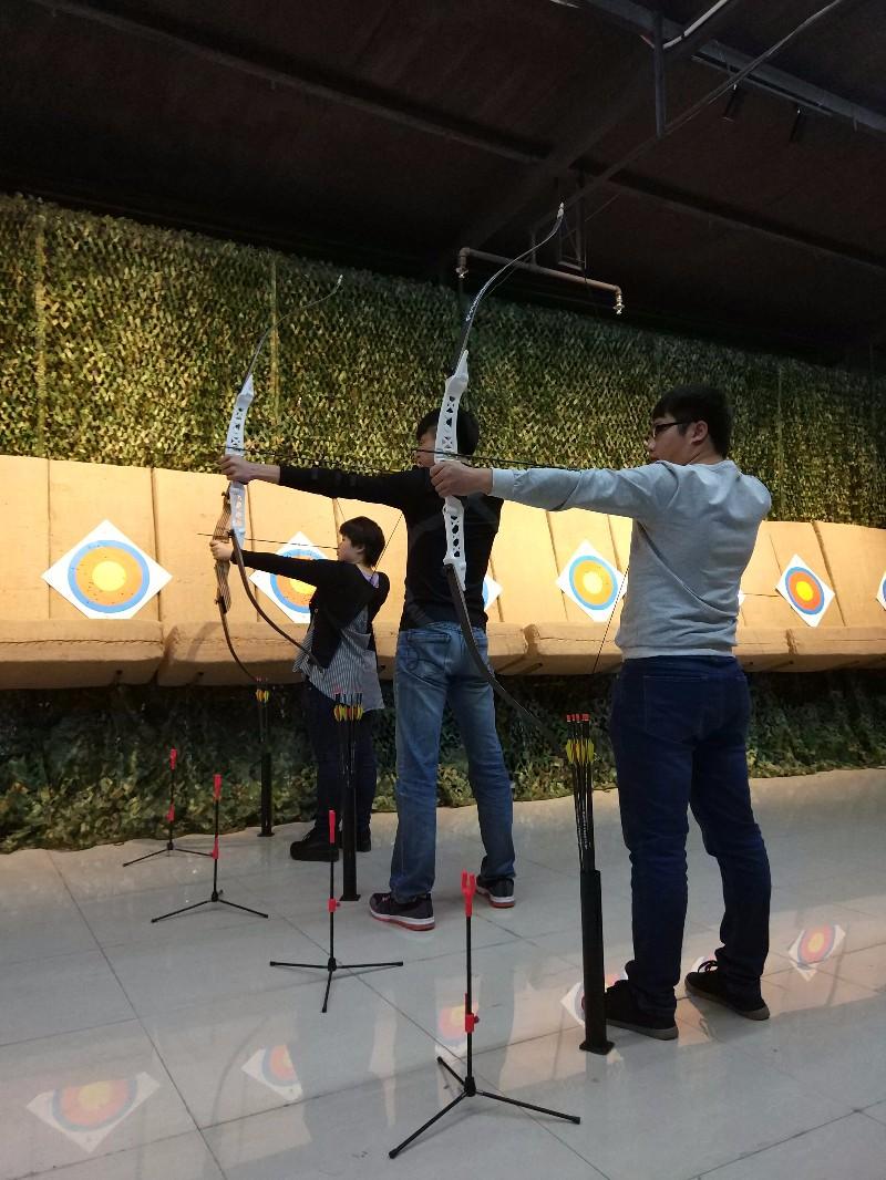 弓源射箭馆:射箭,射箭真人CS,少儿射箭课程辅导,团队接待
