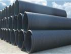 天水HDPE钢带管生产厂家新闻特写