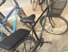 超感带情侣的自行车