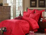 南通家纺镂空彩棉欧式提花四件套婚庆韩版四件套外贸出口纯棉家纺