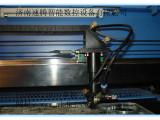 山东厂家直销 毛绒布料自动送料激光裁床. 皮革激光切割机