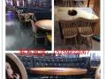 泉州咖啡厅桌椅甜品店桌椅奶茶店桌椅火锅店桌椅组