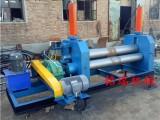 小型液压卷板机全自动卷圆机1.6米2米铁板不锈钢板滚圆机厂家