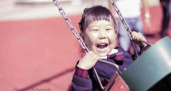 豌豆荚儿童户外摄影
