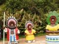 同安金光湖寻野人部落泼水节、丽田园一日互动
