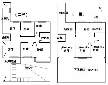 南中环丽泽花苑 5室 2厅 380平米 整租