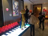 彩色跷跷板出售/地板钢琴出租出售/科技展设备订制
