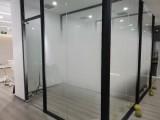 玻璃貼膜 辦公室磨砂膜 玻璃防爆膜上門安裝