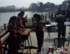 苏州石湖野营岛户外自助烧烤,休闲娱乐好去处