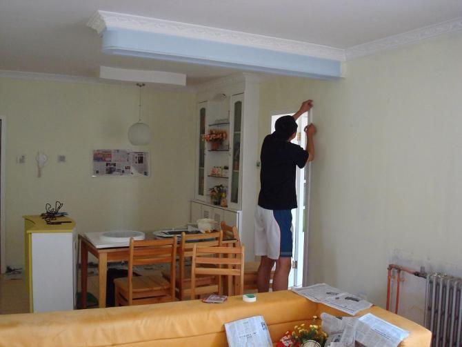芜湖墙面修补腻子专业修补家具油漆修补墙面顶面裂缝掉皮起皮