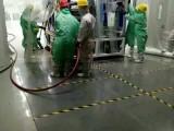 南昌大型重型机械精密设备搬入,设备包装