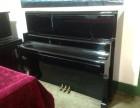 年代近的进口二手钢琴转让
