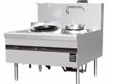 商用天然气单炒单温灶 西安巨尚整体厨房工程 西安油烟净化器