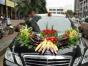 宝马5系、奥迪A6、奔驰E系婚车租赁、黑色8辆婚车
