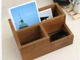 zakka杂货家居饰品摆件木质收纳盒 做旧复古实木工艺品时尚家居