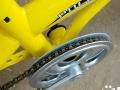 12寸全新POLO折叠自行车仅售380元、送筐锁,免费送货