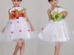 六一儿童舞蹈服 女童公主裙吊带舞蹈裙 舞蹈表演服演出服批发17.