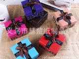 小圆点手表礼盒戒指盒各类饰品包装盒现货供应一个拿货