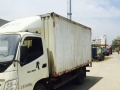 个人4.2米箱式蓝牌货车转让