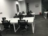 办公家具杭州办公桌组合职员桌四人屏风工作位