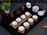 【三瑞良瓷】厂家直销 茶香雪景陶瓷茶具
