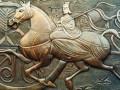 北京青铜铸造定做 铜浮雕壁画