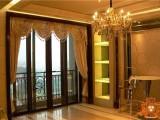 上海青浦区定做办公室铝百叶窗帘隔断青浦厂房宿舍遮阳卷竹帘定做