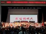 东莞小学体育馆文艺汇演采用爵士龙线阵音响系统