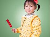 儿童羽绒服  蕾丝圆点女冬季童装 反季清仓童装 厂家批发