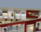 潍坊商场展柜装修、烤漆展柜定制、展柜设计报价